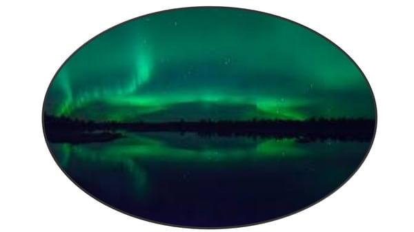 revontuli-northern lights